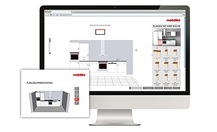 Küche online planen – Konfigurieren Sie Ihre Wunschküche online.